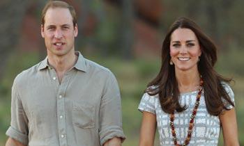 Los Duques de Cambridge ya están en Londres para el nacimiento real