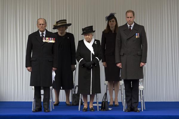 Así viven los Duques de Cambridge los días previos al nacimiento de su segundo hijo