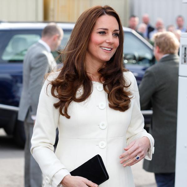 El ajetreado día de Kate y cómo ha alegrado la larga espera a sus 'superfans'