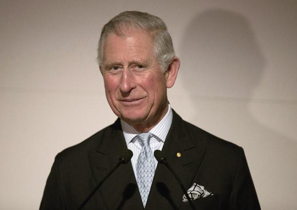 El príncipe Carlos, 'deseando tener una nieta'