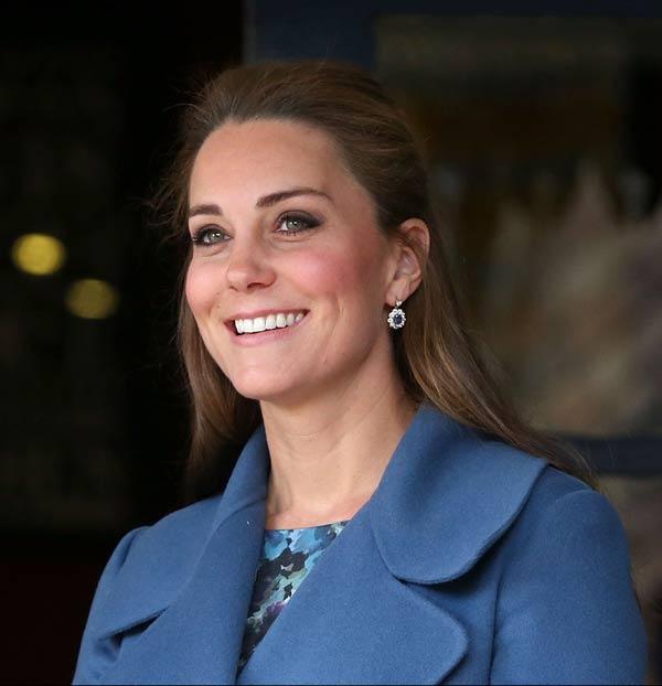 La Duquesa de Cambridge ingresa para dar a luz a su segundo hijo