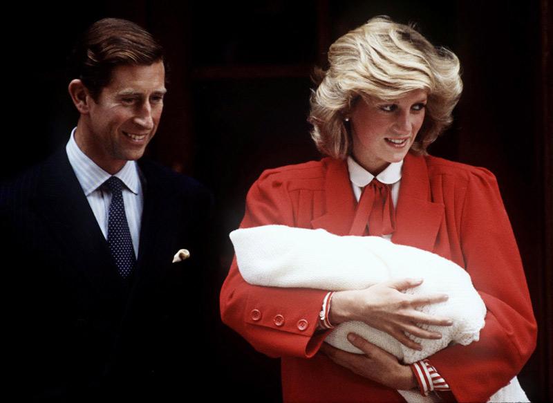 Así vivió el príncipe Guillermo el nacimiento de su hermano Harry