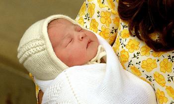 La nueva Princesa de Cambridge, una 'mini Kate'