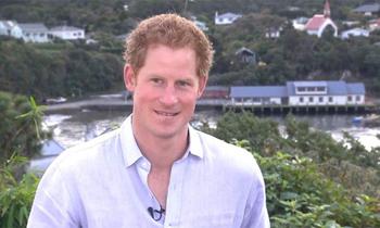 El príncipe Harry: 'Tendría hijos ya mismo'