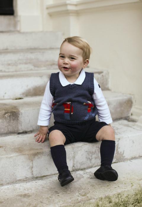 HOLA.com habla con Amaia Arrieta, la diseñadora donostiarra que viste a los príncipes George y Charlotte
