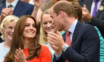Wimbledon reúne a 'royals', TWAG's y estrellas de Hollywood