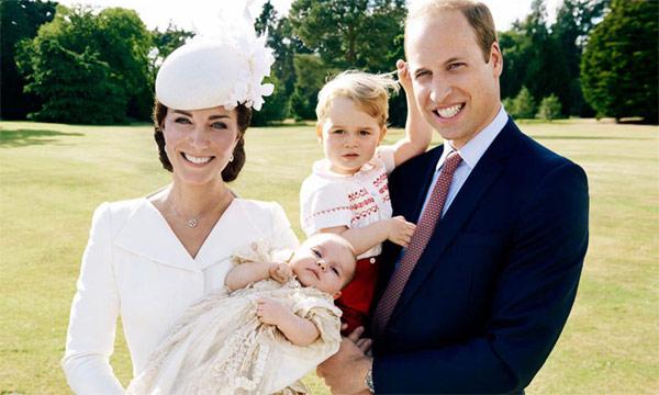 La princesa Charlotte, una auténtica 'lady' según su padre