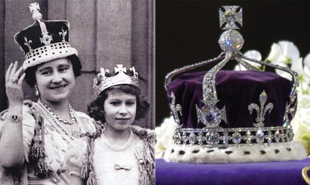 Estrellas de Bollywood y personalidades indias reclaman uno de los diamantes de la corona de la Reina Madre
