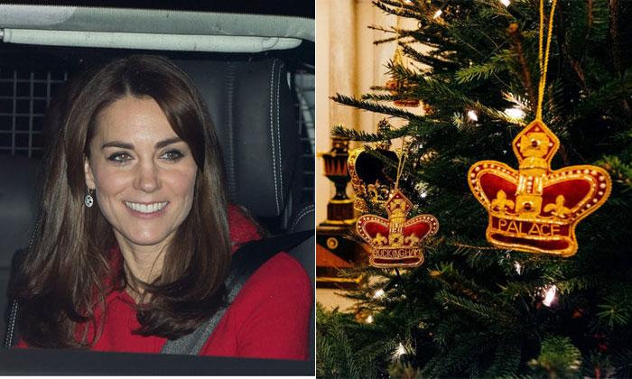 Con el príncipe George a la cabeza... ¡Los Windsor inauguran la Navidad!