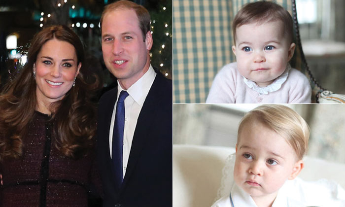 ¿Qué planes tienen los Cambridge para su primera Navidad con la princesa Charlotte?