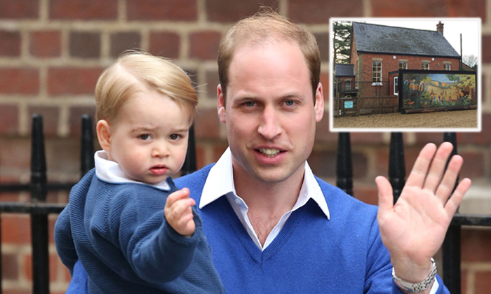 Así es la guardería a la que asistirá el príncipe George