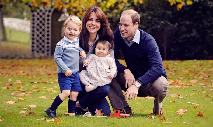 George y Charlotte de Cambridge, unos príncipes 'made in Spain'
