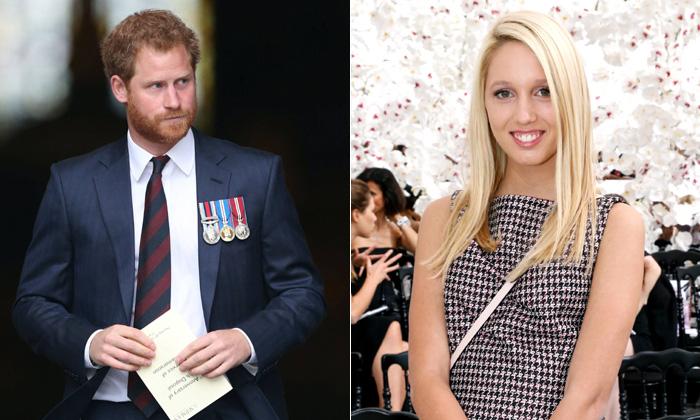 Harry de Inglaterra sigue soltero... ¿qué ha pasado con Olympia de Grecia?