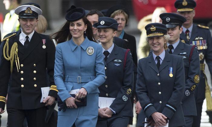 El despegue de la Duquesa de Cambridge como patrona de mil y una causas