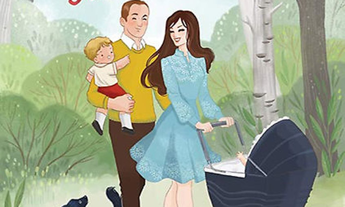 Charlotte de Cambridge, la nueva reina de la ficción infantil