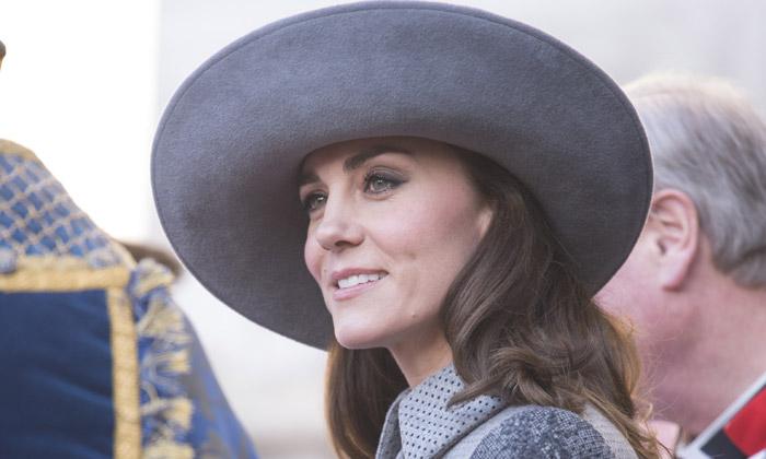 La Duquesa de Cambridge hace otro guiño a Diana de Gales