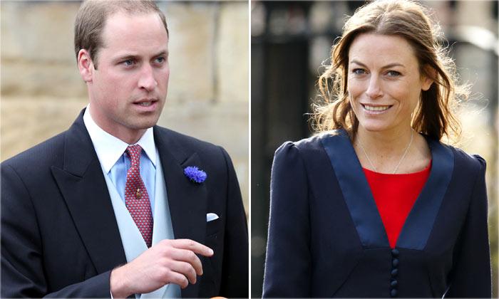 Guillermo de Inglaterra asiste solo a la boda de su ex, Jecca Craig, en Kenia