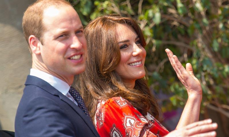 La India da la bienvenida a los Duques de Cambridge