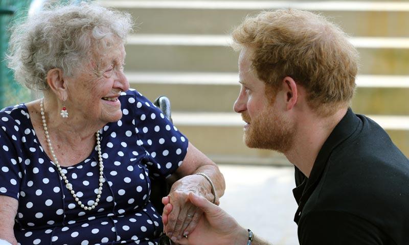 Harry de Inglaterra, el Príncipe al que todas (y todos) quieren