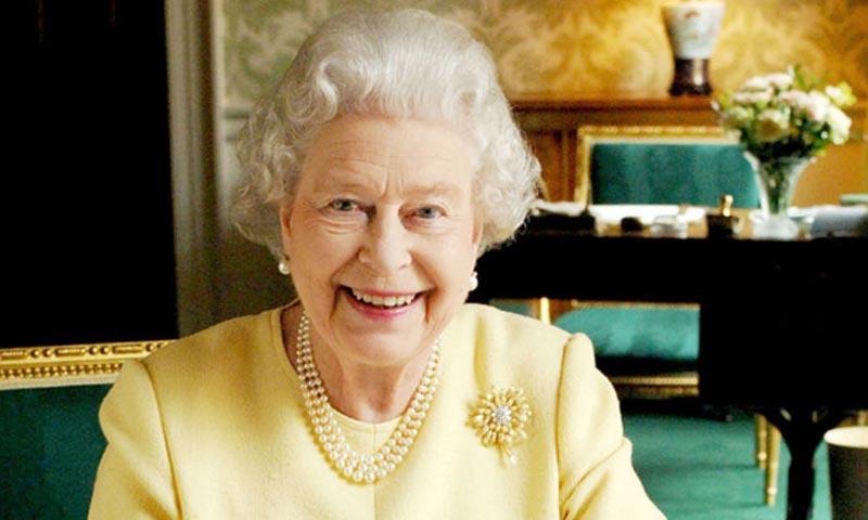 La reina Isabel II de Inglaterra marca un hito con su cumpleaños