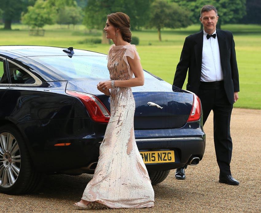 La Duquesa de Cambridge o cómo impresionar en la cita del 'glamour'