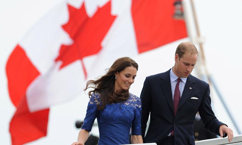 George y Charlotte de Cambridge se unirán al 'tour' de los Duques en Canadá que comienza este sábado