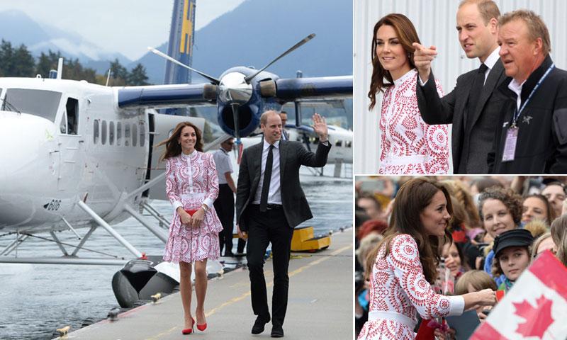 Nada de 'selfies', nada de 'Kate' y nada de sombreros después de las seis: las reglas de oro para dar la mejor de las bienvenidas a los Duques de Cambridge a Canadá