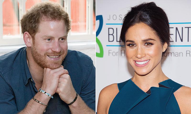 El príncipe Harry y el 'juego' de las pulseras con su ¿nuevo amor?