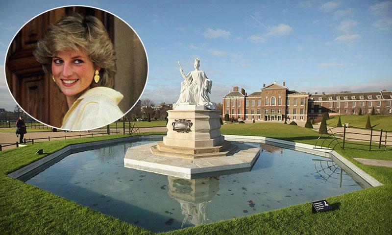 Cómo homenajearán los príncipes Guillermo y Harry a la princesa Diana dentro y fuera del palacio de Kensington