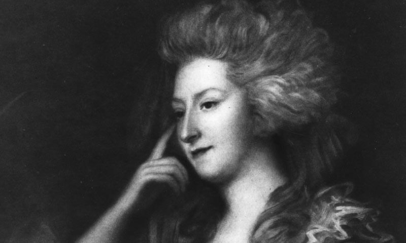 Miss Fitzherbert, el verdadero amor de Jorge IV