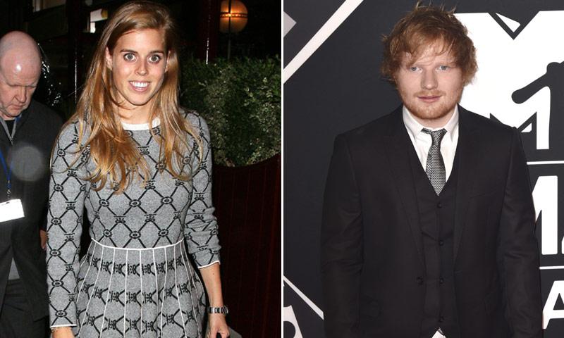 La broma de Beatriz de York y James Blunt que acabó mal para Ed Sheeran