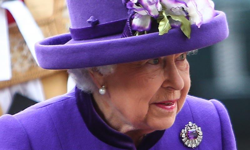 Isabel de Inglaterra lleva doce días sin aparecer en público a causa de un fuerte resfriado