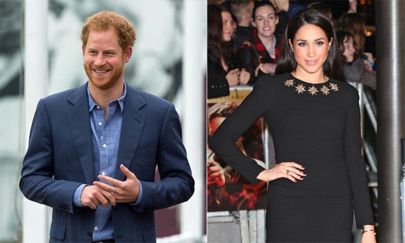 El príncipe Harry ya conoce al padre de su novia Meghan Markle