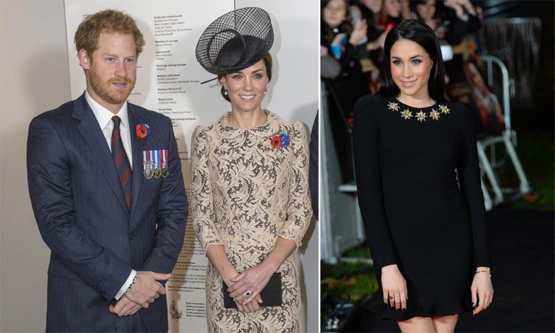 ¡La relación se consolida! El príncipe Harry presenta a su novia a la Duquesa de Cambridge