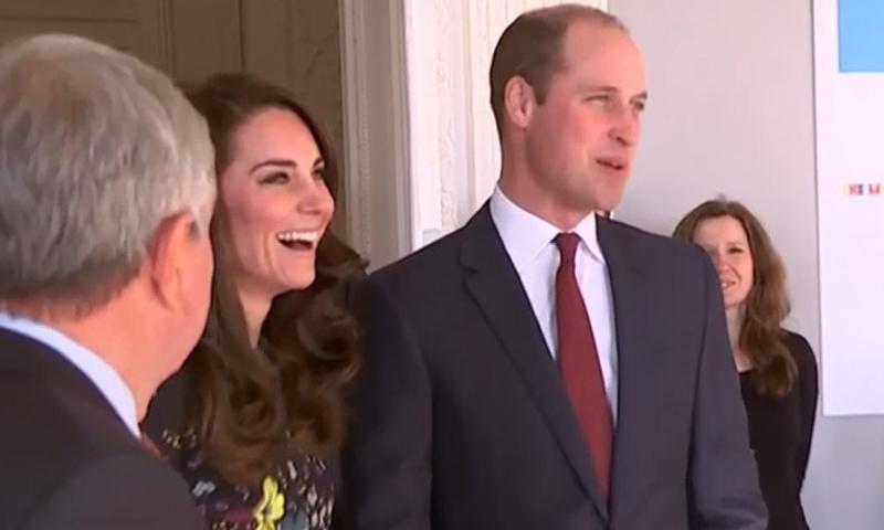 El príncipe Guillermo dispuesto a correr una maratón, ¿qué opina su mujer?