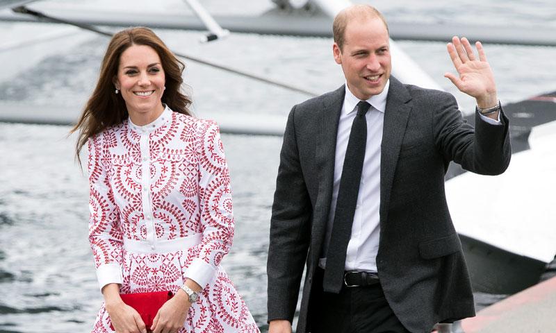 Los Duques de Cambridge visitarán París 20 años después de la muerte de la princesa Diana