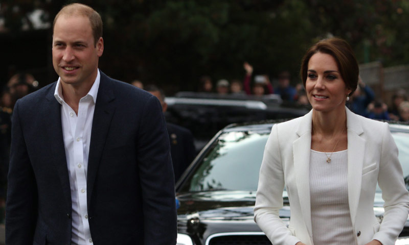 Los Duques de Cambridge planean una gran ampliación del Palacio de Kensington