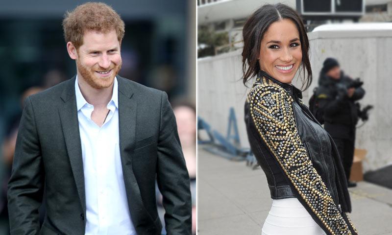 El príncipe Harry viaja hasta Toronto para visitar a Meghan Markle