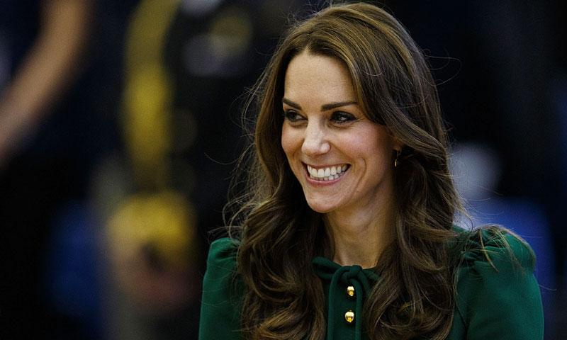 ¡Luce un Kate Middleton! La Duquesa de Cambridge ya tiene su propio vestido