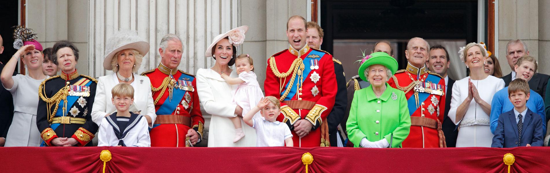 Diana de Gales y el renacer de la Familia Real