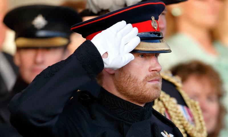 Harry de Inglaterra: 'No creo que haya nadie de la Familia Real que quiera ser Rey o Reina'