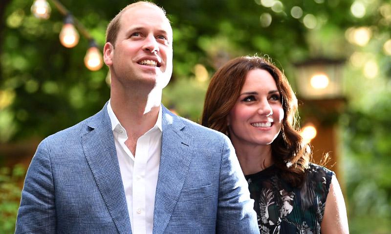 Las mejores imágenes de la visita de los Duques de Cambridge y sus hijos a Alemania