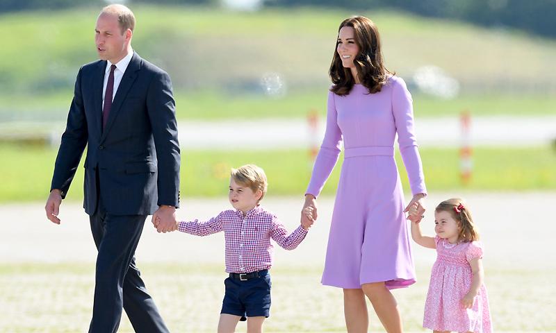6a80f70854 Los Duques de Cambridge esperan su tercer hijo