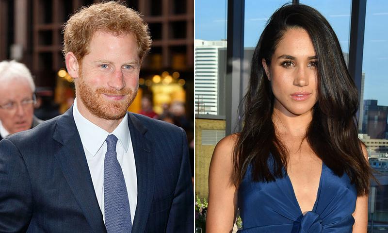 La primera aparición pública del príncipe Harry y Meghan Markle, ¿a punto de producirse?