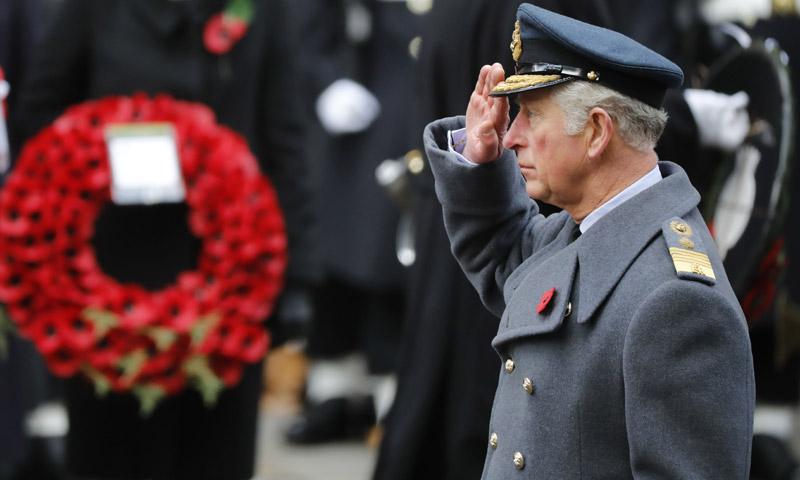 ¿Por qué esta imagen del príncipe Carlos tiene tanto significado?