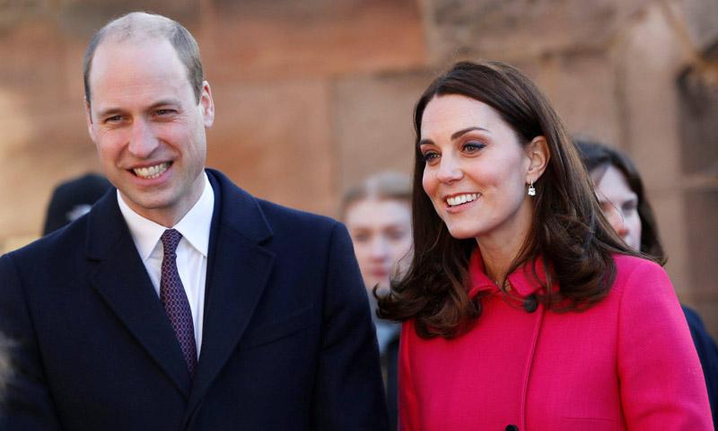 Té y tiendas con la princesa Victoria y cena con Alicia Vikander… ¡Los planes de los Duques de Cambridge en Suecia!