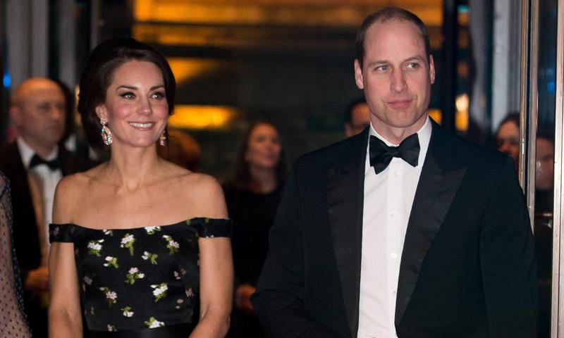 Cinco razones por las que todas las miradas se volverán hacia la duquesa de Cambridge en los Bafta