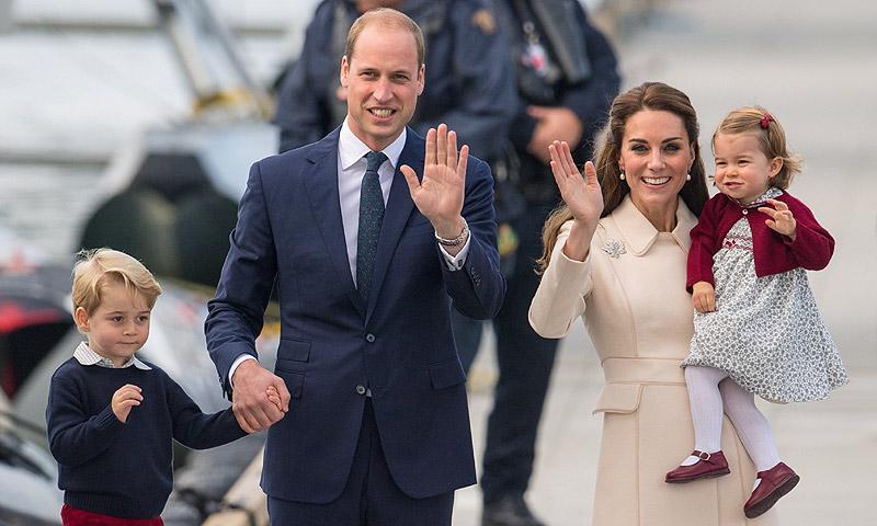 El 'error' sobre el príncipe George del que nadie se ha dado cuenta en la película de Harry y Meghan