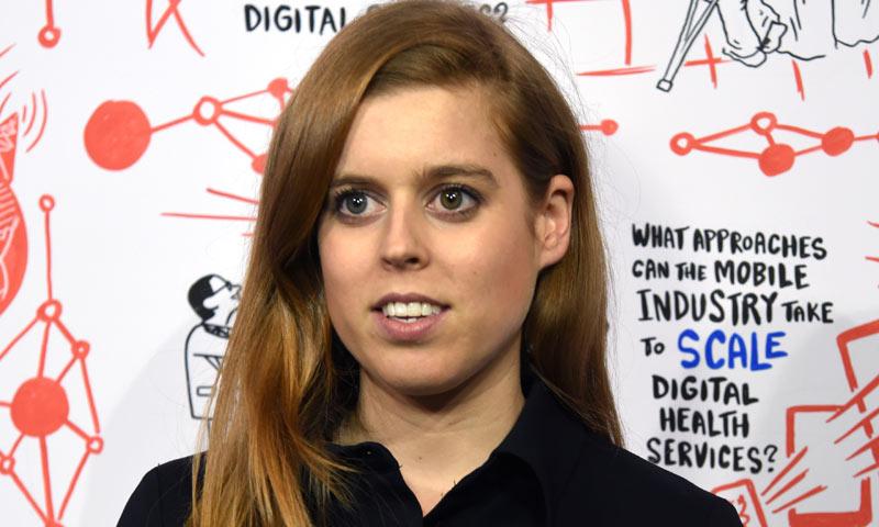 ¿Qué hacía Beatriz de York en el Mobile Word Congress de Barcelona?