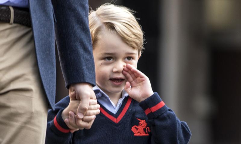 ¿Qué quiere ser el príncipe George de mayor?, Su padre, el Duque de Cambridge, lo desvela